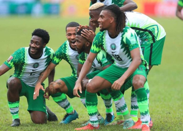 Osimhen And Santos Sinks Cape Verde In 2022 World Cup Qualifier