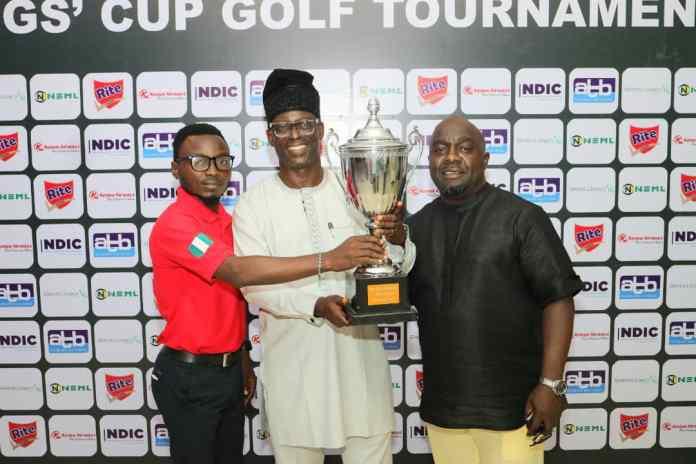 Bigi Powers King's Cup Golf Tournament o Support Tourism - Unites Egba Kingdoms
