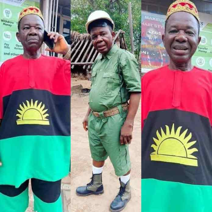 CHIWETALU AGU: How Soldiers And DSS Treated Me Over #Biafran Emblem Material