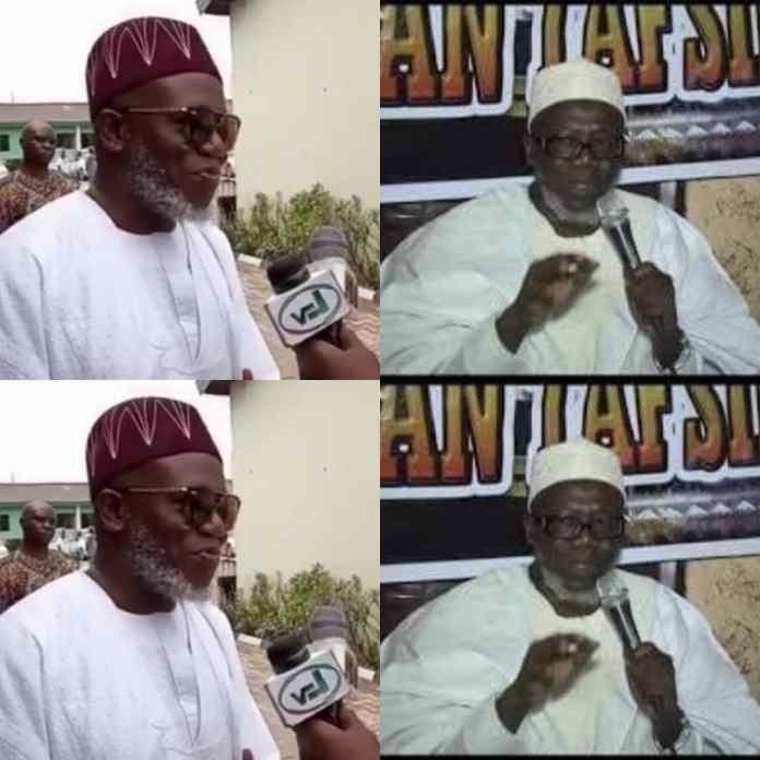 BREAKING: Renowned Islamic Scholar, Sheikh Ridwanullah Suenu Is Dead