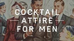 Wedding Dress Code Cocktail Attire for Men