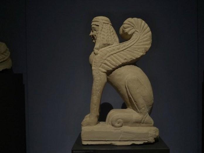 Sphinx of Chiusi
