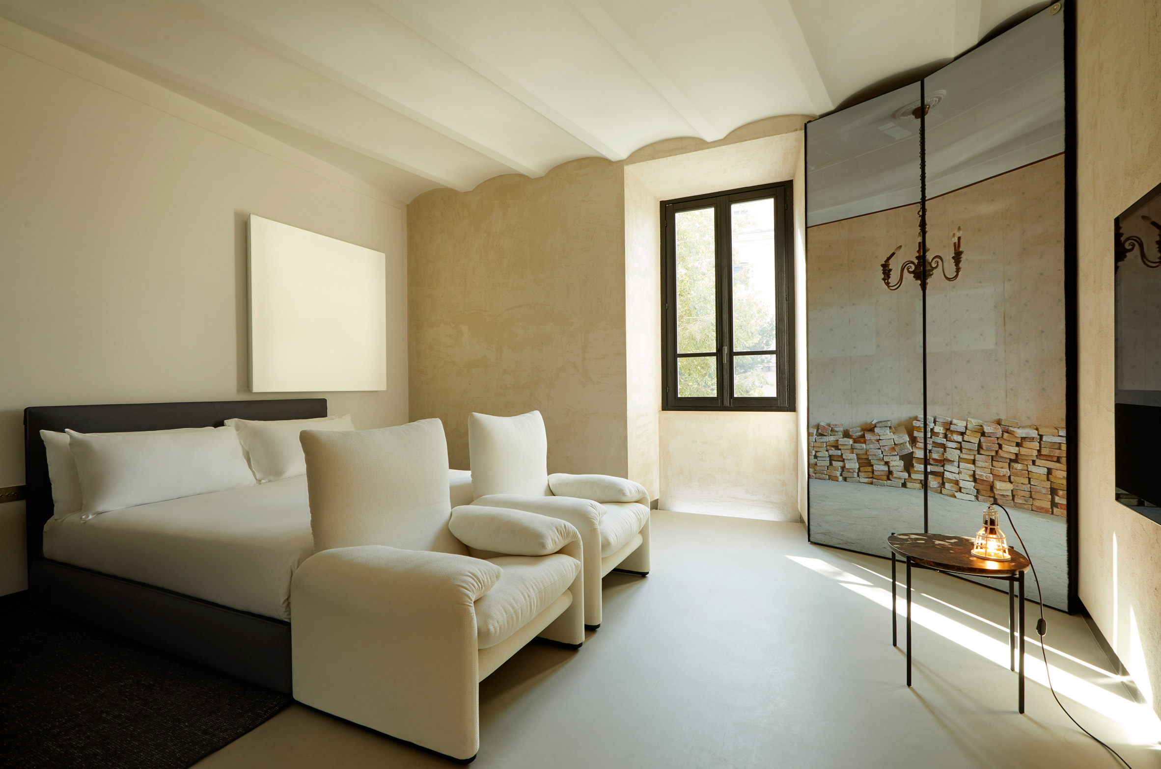 Palazzo - The Rooms of Rome