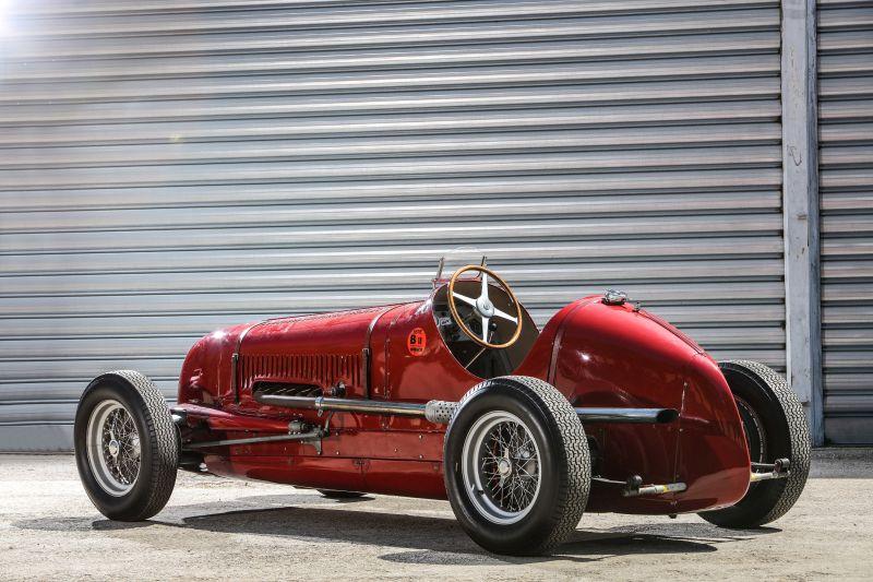 Maserati Tipo 6CM - 1939