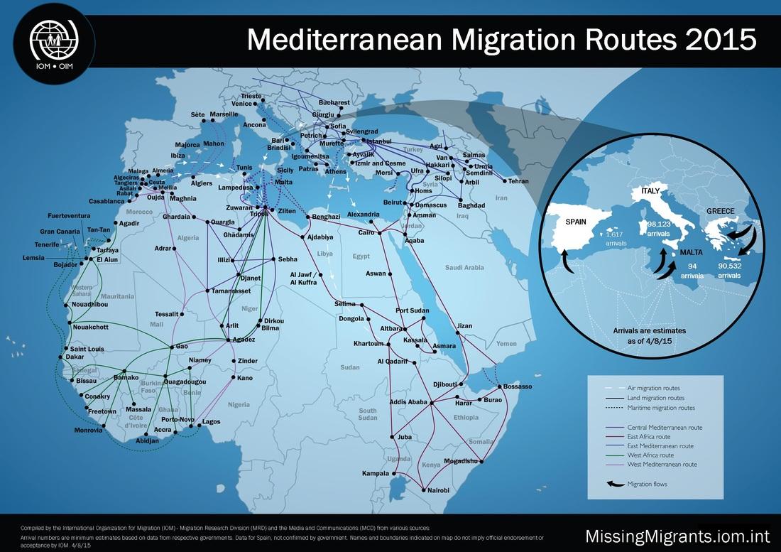 Gcse Geography Migration