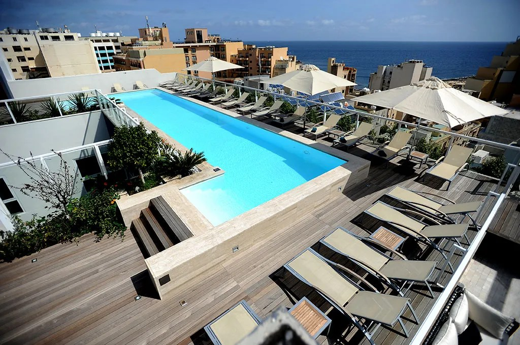 Image gallery of The George Hotel St Julians Malta