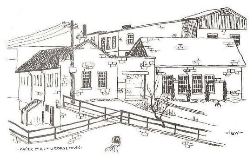 Bob Law Sketches