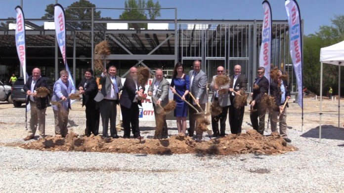 Rossville's new Food City to create new jobs
