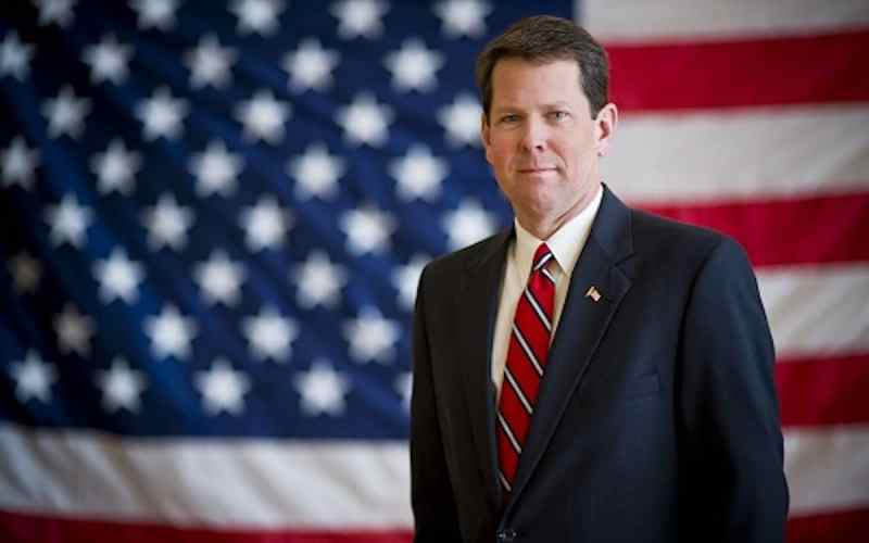 Kemp wants to end Obamacare in Georgia