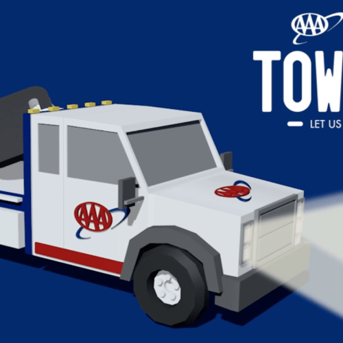 Did you know AAA will drive you (and your car) home from a Super Bowl party?