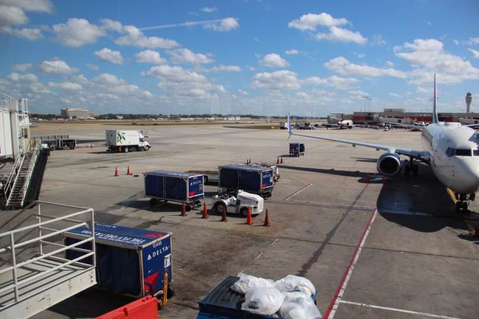 Atlanta airport takeover bill ready to land in House