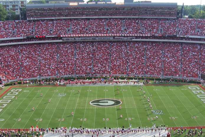 Dawgs fans react to UGA naming field at Sanford Stadium after Vince Dooley