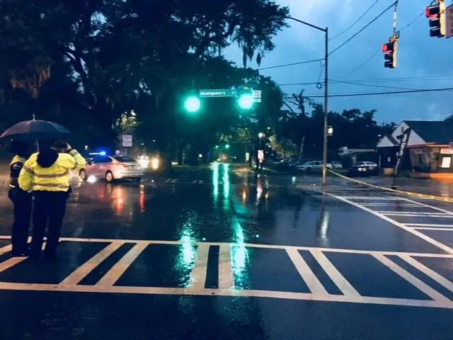 Second pedestrian this week hit in Savannah