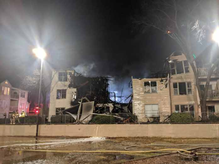 29 People displaced after fire at Duluth apartment complex
