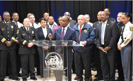 DeKalb CEO wants to give police and firefighters a raise