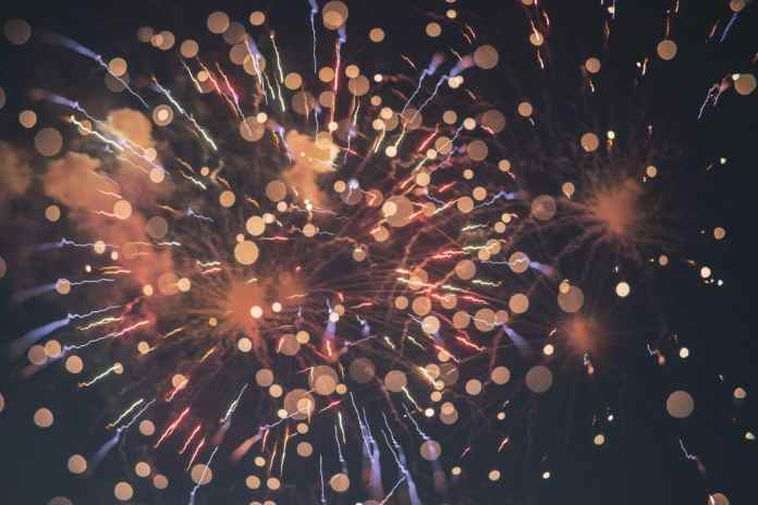 Yearly Reminder: Be safe with fireworks on New Year's Eve