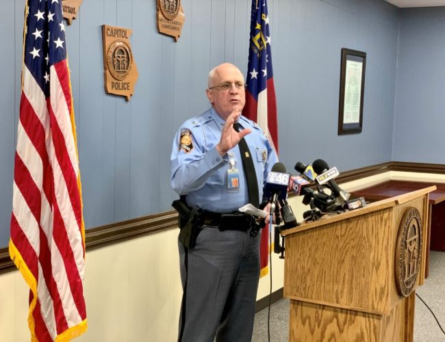 Kemp asks Public Safety chief to resign after state trooper cheating scandal