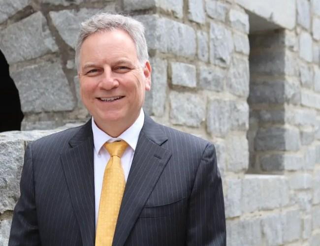 Meet Oglethorpe University's new president
