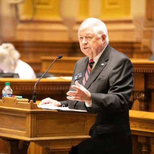 Remembering State Senator Jack Hill: 'He truly cared about the people of Georgia'