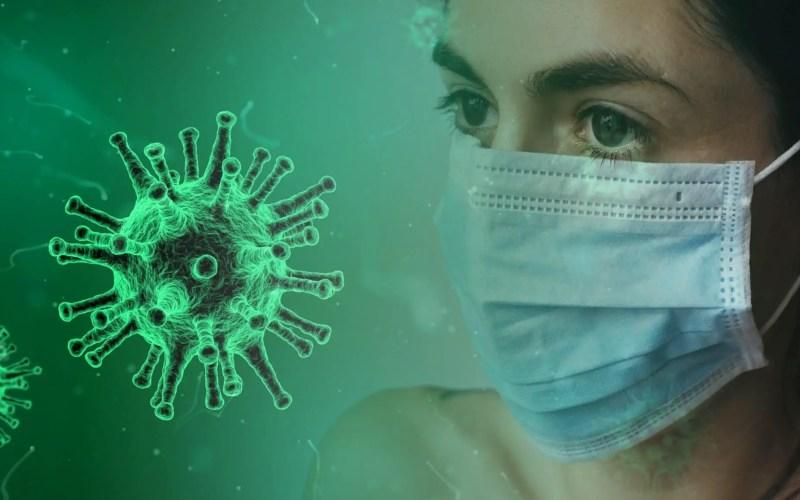 coronavirus, virus, mask
