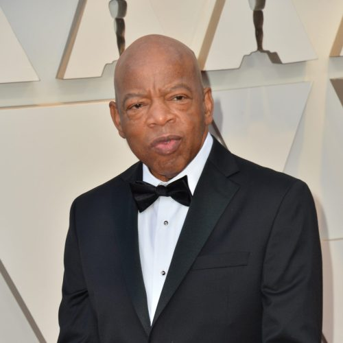 Georgia's Congress members want a statue of John Lewis at the U.S. Capitol