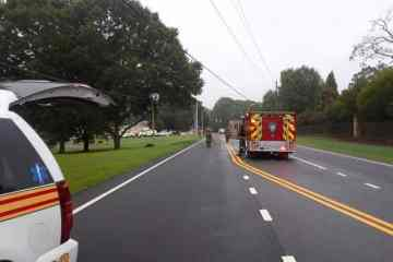 Gwinnett County roads reopened after gas leak