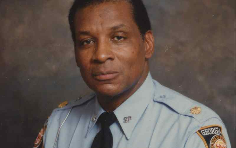 Georgia's first African American state trooper has died