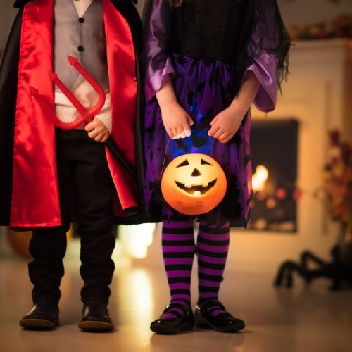 CDC says no to trick-or-treating