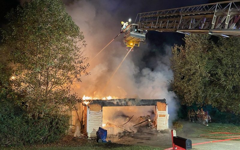 Fire destroys Gwinnett County Home