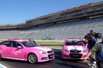 Here's how you can take a spin on the Atlanta Motor Speedway Friday