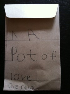 Pot of Love Instructions
