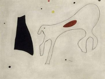 Peinture Joan Miro