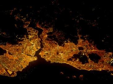 istanbul-uzaydan