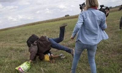 macar kameraman mülteciler