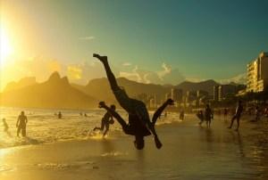 Rio de Janeiro Plaj