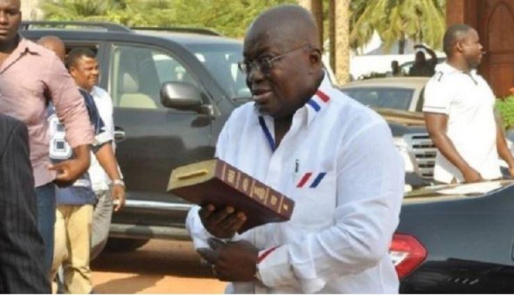 Election 2020: NDC Declares 3 Days Fasting And Prayers. 4