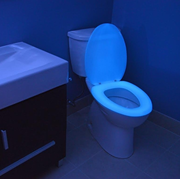 Glow In The Dark Toilet Seat  Gifts For Men