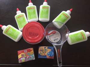 STEM Gift: STEM STEAM Family Challenge box Supplies