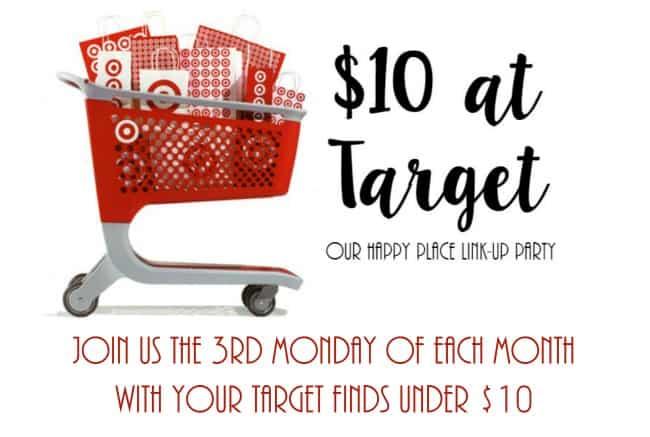 $10 at Target link up