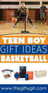 teen boy gift ideas for basketball players