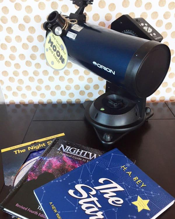 Astronomy Gift for Grandpa