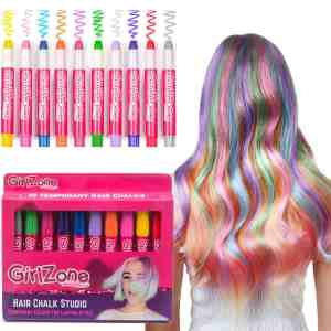 stocking stuffer ideas hair chalk
