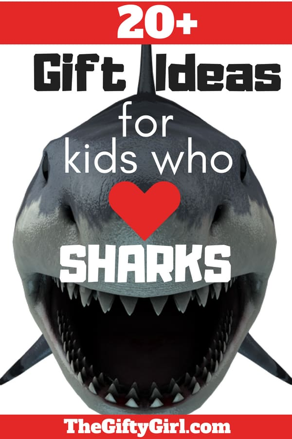 shark gifts for kids