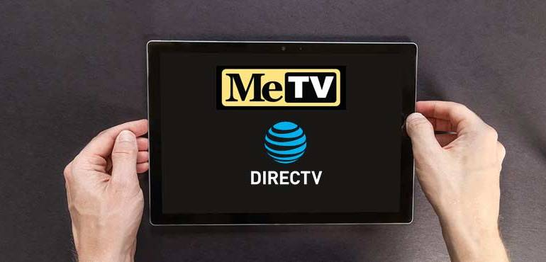 Is Metv on Directv