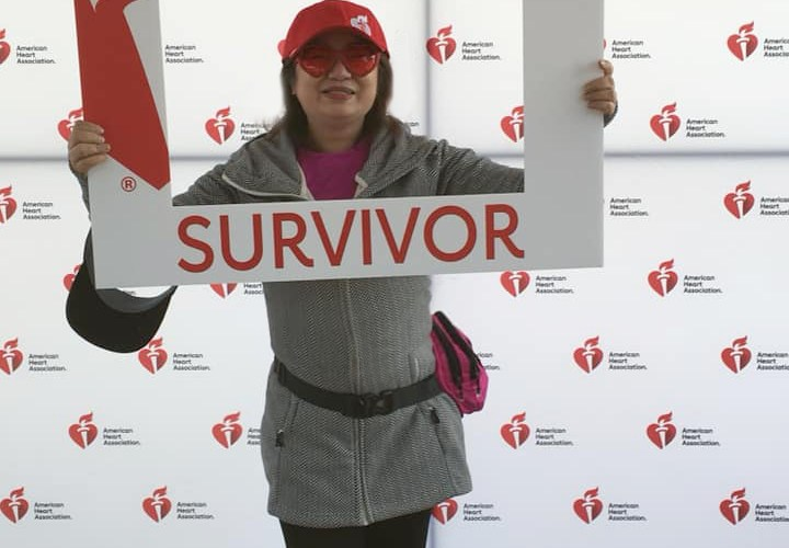 The Greater Maryland Heart Walk 2019