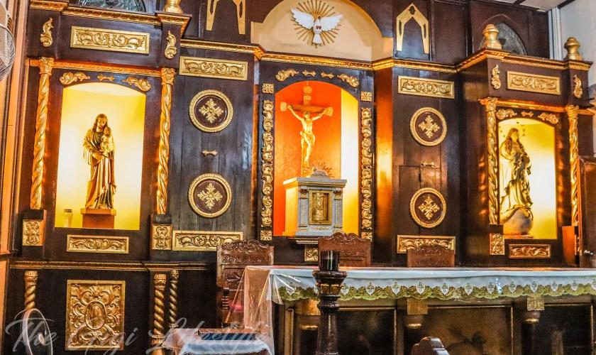 The Arzobispado de Nueva Segovia Museum
