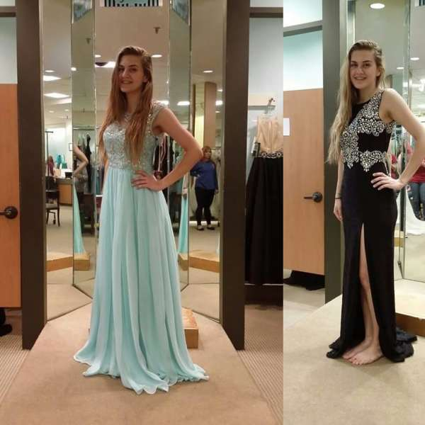 The Gilded Gown - Knoxville TN - Prom 2016 Store Shot