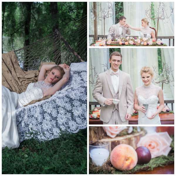 The Gilded Gown - Knoxville TN - Fairy Tale Wedding 11