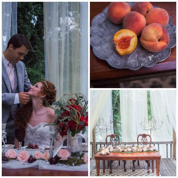 The Gilded Gown - Knoxville TN - Fairy Tale Wedding 2