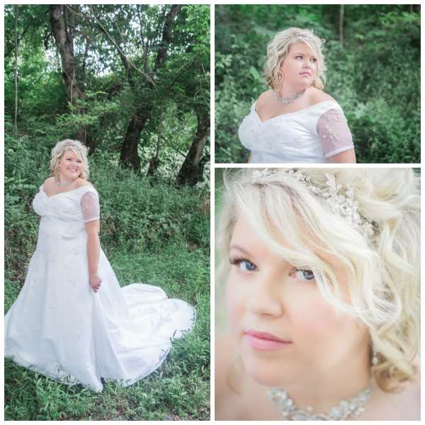 The Gilded Gown - Knoxville TN - Fairy Tale Wedding 7